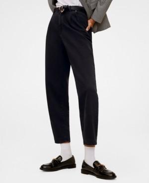 MANGO Women's Regina Slouchy Jeans