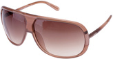 Calvin Klein Nude Full-Rim Sunglasses - Women