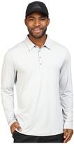 adidas CLIMACOOL UPF Long Sleeve Polo Men's Clothing
