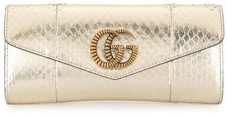 Gucci Broadway metallic tote bag
