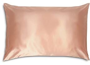 Slip Zippered Silk Pillowcase, King