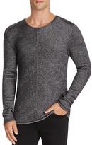 John Varvatos Collection Chevron Stitch Sweater