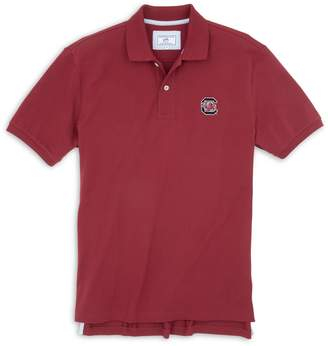 Southern Tide USC Gamecocks Pique Polo Shirt