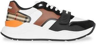 Burberry Ramsey Low-Top Sneakers