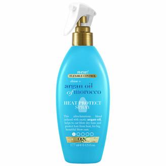 OGX Shine+ Argan Oil of Morocco Heat Protect Spray 177ml