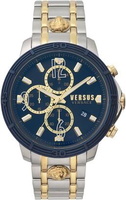 Versace Bicocca Bracelet Watch, 46mm