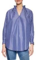 Sandro Daniela Striped Shirt