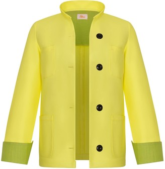 Bo Carter Maureen Jacket - Yellow