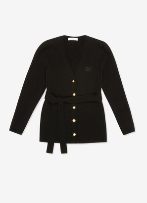 Bally Belted Cardigan
