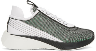 Pierre Hardy Green Vision Sneakers