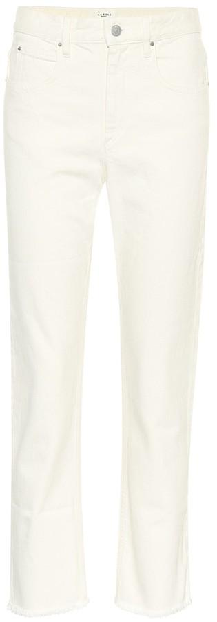 Etoile Isabel Marant Isabel Marant, étoile Flancy straight-leg jeans