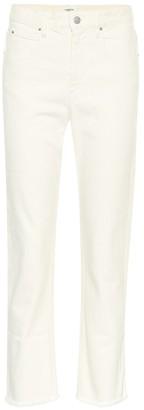 Etoile Isabel Marant Flancy straight-leg jeans