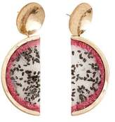 MANGO Fruit earrings