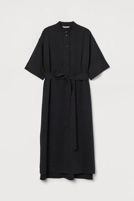 H&M A-line shirt dress