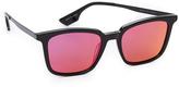 McQ Alexander McQueen Rectangle Sunglasses