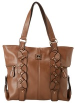 Kooba V Couture by Bianca E/W Tote (Toffee) - Bags and Luggage