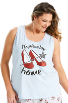 Peter Alexander peteralexander P.A. Plus No Place Like Home Tank