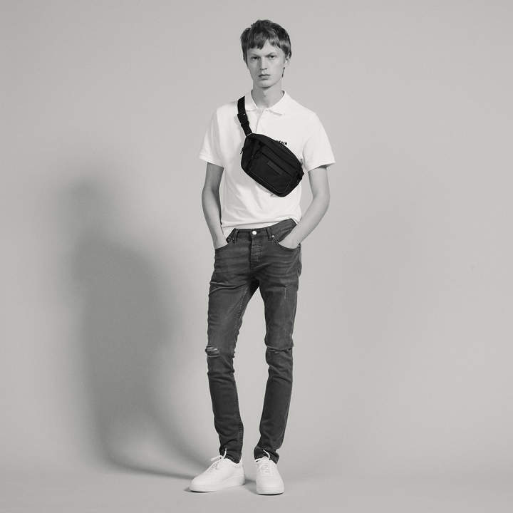 Sandro Destroyed jeans - Skinny cut