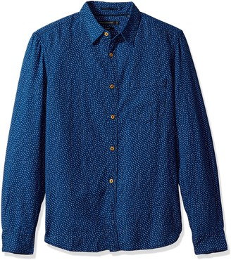 French Connection Men's Fuji Floral Shirt