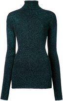 G.V.G.V. glitter knit jumper