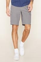 Forever 21 FOREVER 21+ Cotton Cargo Shorts