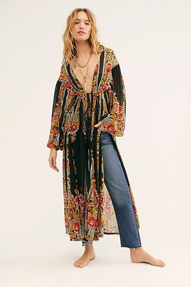 Free People Dream Girl Maxi Top