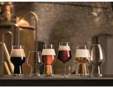 Luigi Bormioli Birrateque 18.25 oz. IPA and White IPA Craft Beer Glass (Set of 2)