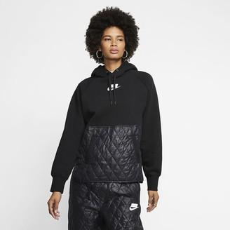 Nike Women's Fleece Pullover Hoodie Sportswear