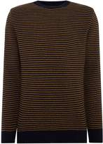 Barbour Men's Brig crew neck jumper