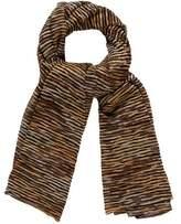 Missoni Knit Stripe Patterned Scarf