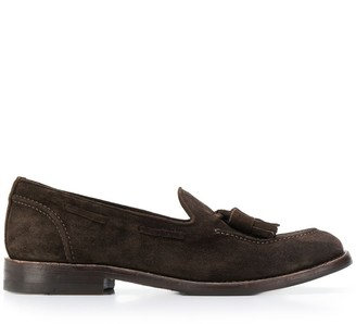Henderson Baracco Tassel-Embellished Loafers