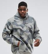 Jordan Nike Plus P51 Flight Fleece Hoodie In Camo 860350-018