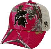 Top of the World Adult Michigan State Spartans Doe Camo Adjustable Cap