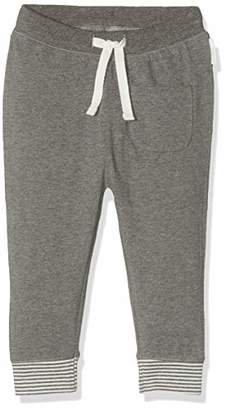 Noppies Baby U Pants Relaxed Qolora Trousers, (Grey Melange P203), (Size: )