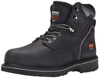 "Timberland Men's Pitboss 6"" Steel-Toe Boot"