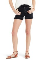 Madewell Women's High Rise Denim Shorts