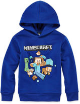 JCPenney Novelty T-Shirts Minecraft Pullover Hoodie - Preschool Boys 4-7x