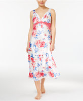 Thalia Sodi Floral-Print Nightgown, Created for Macy's