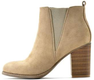 Paige Charlie Zippered Ankle Bootie