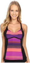 Nike Optic Shift V-Back Tankini