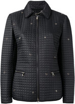 Salvatore Ferragamo quilted jacket - women - Polyamide/Polyester - 40