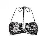 Black Diamond Melanie Bandeau Bikini Top