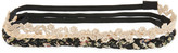 Braided, Faux Suede & Floral Headband 3-Pack