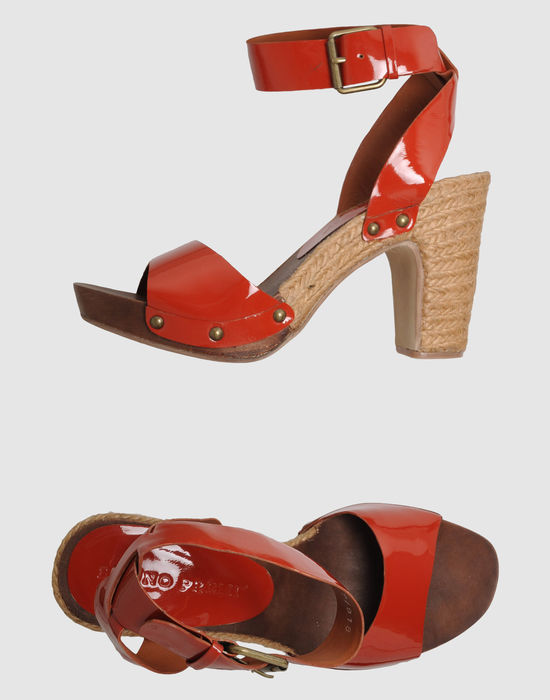 Bruno Premi Platform sandals