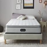 """Simmons 13.5"""" Medium Pillow Top Hybrid Mattress Mattress Size: Twin"""