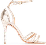 Schutz strappy sandals - women - Leather/Polyurethane/PVC - 37
