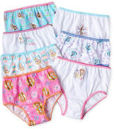 JCPenney FROZEN Disney Frozen 7-pk. Brief Panties - Girls 2t-6