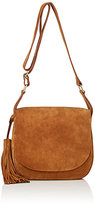 A.L.C. Women's Henry Small Saddle Bag-BROWN