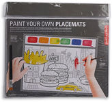 Kikkerland Paint Your Own Placemats