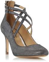Head Over Heels ALISHA - Cross Strap Court Shoe